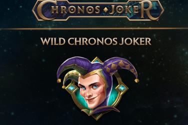 Chronos Joker on Play'n Gon kolikkopeli aikamatkailuun, jossa aika on vain määre.. Tämä nettikasino peli löytyy kasino valikosta..