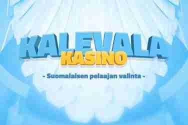 Kalevalakasino, Suomalainen ja isot bonukset. Nettikasinot joista löytyy Trustly kasinot & Siirto kasinot palvelut, on nopeat kotiutukset.