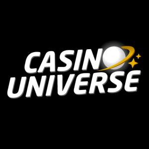 Casino Universe Logo Neliö